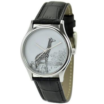 長頸鹿手錶