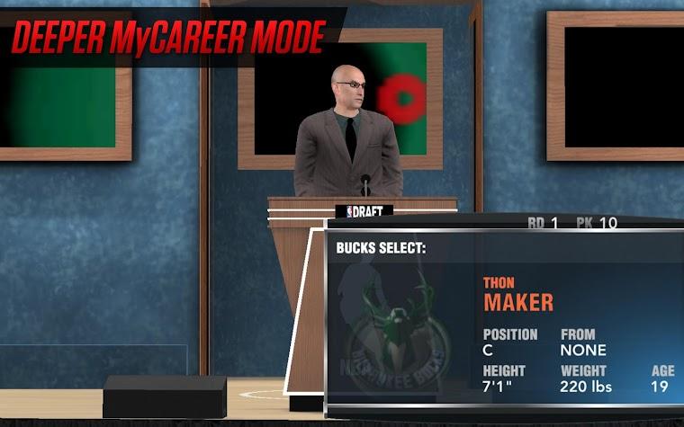 NBA 2K17 Screenshot