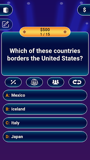Trivia Quiz 2020 -  Free Game. Questions & Answers 1.4.9.2 screenshots 2