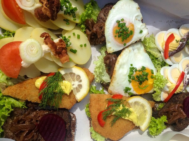 Gastronomia Dinamarquesa