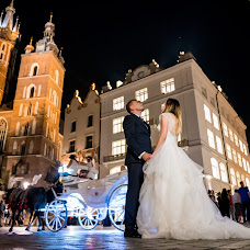 Wedding photographer Rafał Osiński (osinscy). Photo of 25.11.2016