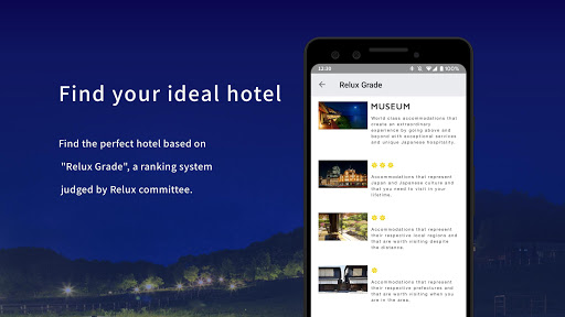 Relux - A hotel and Ryokan booking application ss3