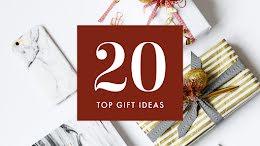 Twenty Top Gift Ideas - Winter Holiday item