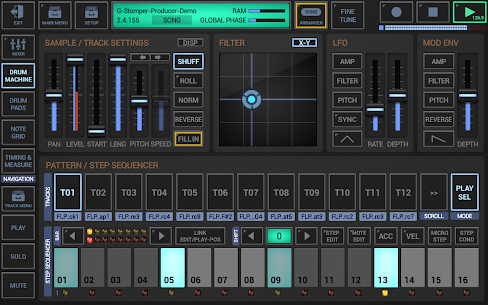 G-Stomper Producer (MOD, Paid) v1.1.4 4