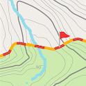 BackCountry Navigator XE:Outdoor GPS Topo App(New) icon