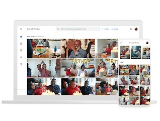 Protect your photos with free storage on Google Photos.