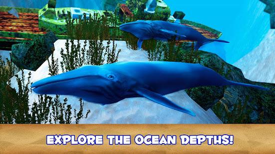Game Blue Whale Simulator 3D APK for Windows Phone