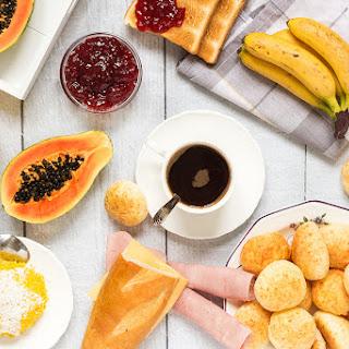 Brazilian Breakfast.