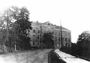 Photo: lata 50-te szkoła