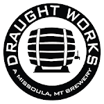 Logo for Draught Works Brewery