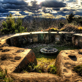 Bunker by Laurentzi Martinez Morilla - Buildings & Architecture Other Exteriors ( urbex, lost, hdr, decay, abandoned )