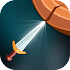 Flappy Knife Shooter : Tap to Throw the target