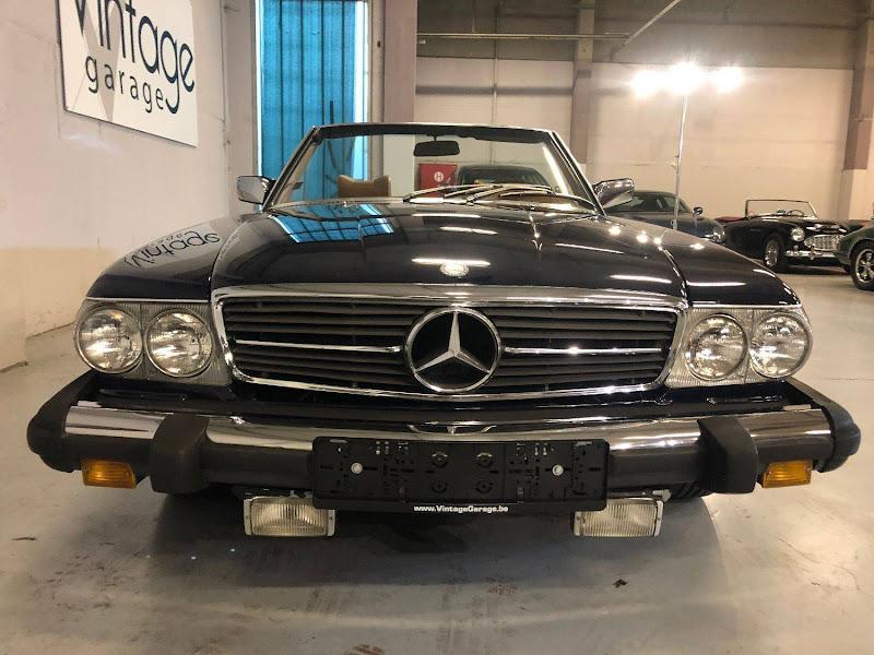 Mercedes 450 SL - 1976 - 26 750€