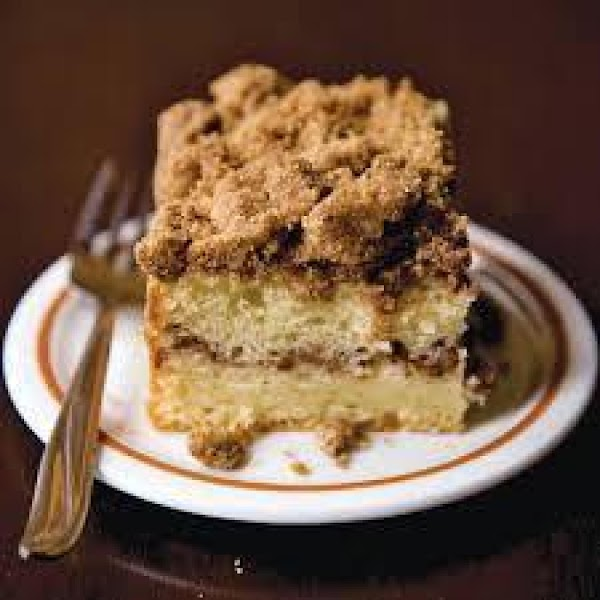 Tracy Sander's Cinnamon Chocolate Chip Cake Recipe