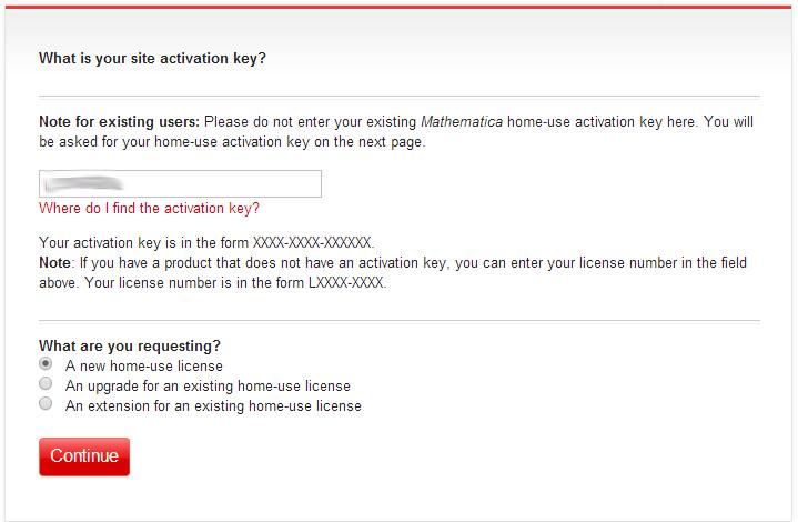 Wolfram License Key