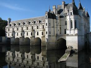 Photo: Next morning in Château de Chenonceau, Sep 16