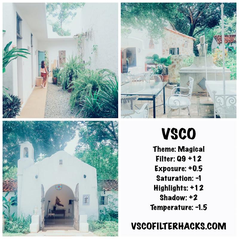 VSCO Filter Hacks - #FeedGoals