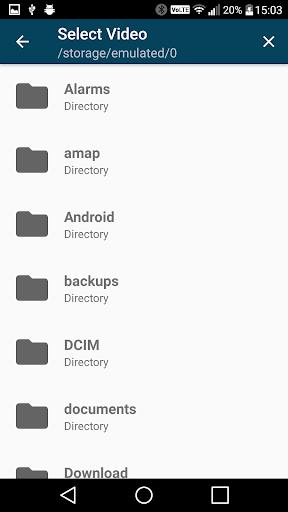MCT Player 1.0.4 screenshots 4