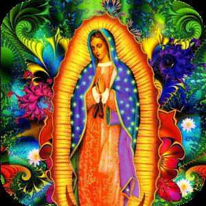 Virgen de Guadalupe Fina
