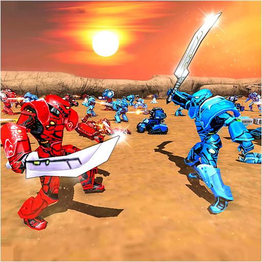 Future Robot Battle Simulator: Futuristic Robot file APK for Gaming PC/PS3/PS4 Smart TV