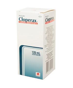 Cloperax 35.4Mg Sus. Frasco