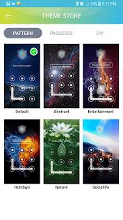 App lock & gallery vault app for Android screenshot