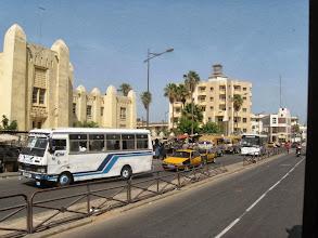 Photo: Streets of Dakar
