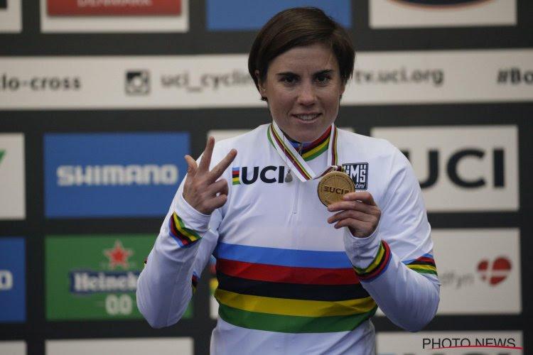 Sanne Cant domine les Néerlandaises et conservent son titre de championne du monde !