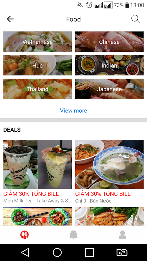 DeliveryNow - Food Delivery- screenshot