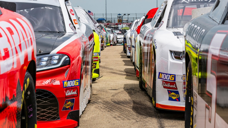 NASCAR Xfinity Series Countdown to Green