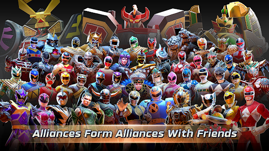 Power Rangers: Legacy Wars 7
