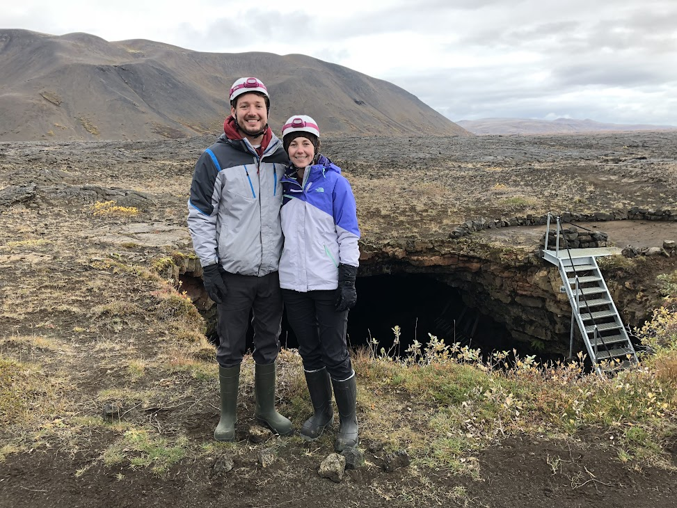 Iceland ice cave tour