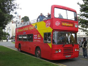Photo: The Happy Dragon - 05/09/2009 Again, not strictly speaking on our tour, but very cheaply available to tour participants and covered by almost all passengers was A646OCX on the other City Sightseeing duty.