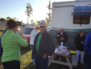 Photo: The Wagonmaster Duane looks at the camera....he had a successful weekend and did a great job, as usual :).