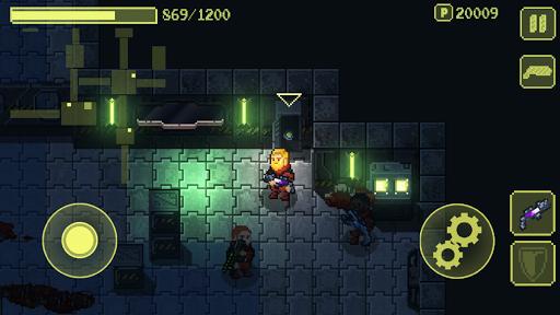 Ailment: space shooting pixelart game 3.0.1 screenshots 3