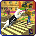 Police Dog vs Dead Zombies icon