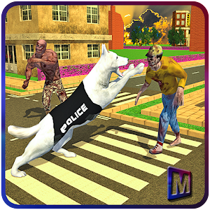 Police Dog vs Dead Zombies for PC and MAC