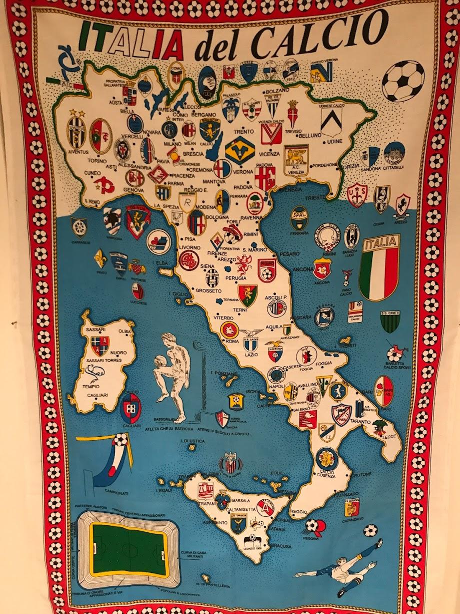 イタリア サッカーチーム