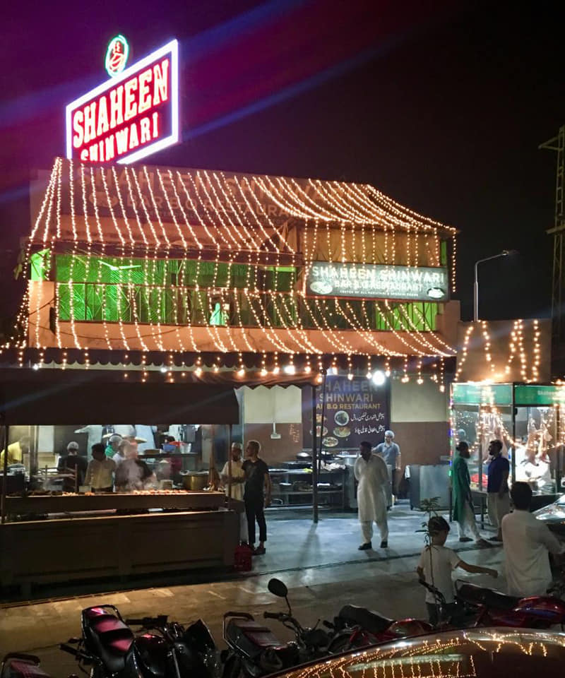 Shaheen Shinwari Johar Town