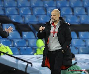 """Pep Guardiola fier de ses hommes après la qualification : """"Nous avons été brillants"""""""