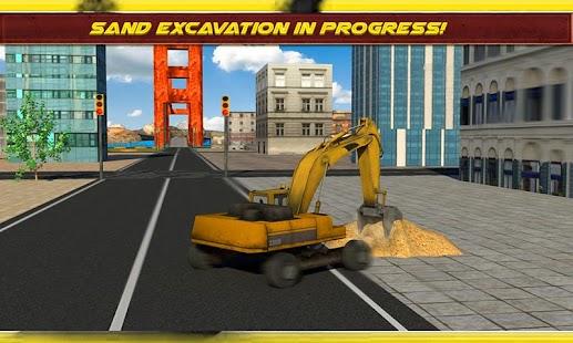 Excavator-Sand-Rescue-Op