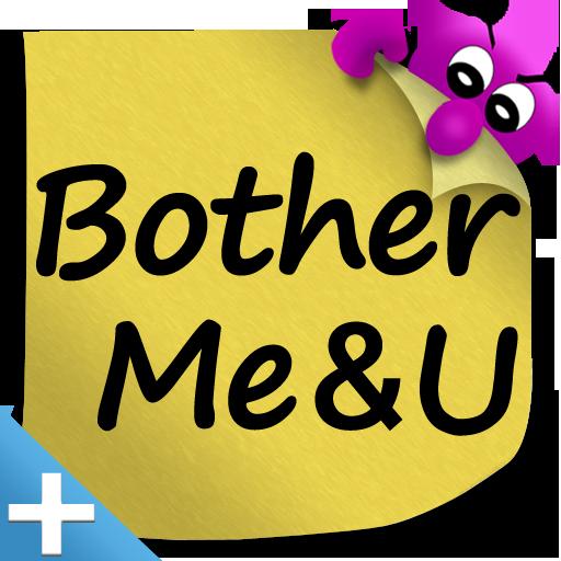 BotherMe&U+ 提示信差 - 新年快樂! 通訊 App LOGO-APP開箱王