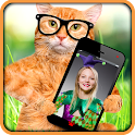 Funny Animal Photo Frames icon