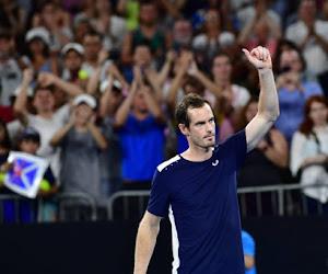Toch nog een tikkeltje hoop voor Andy Murray?