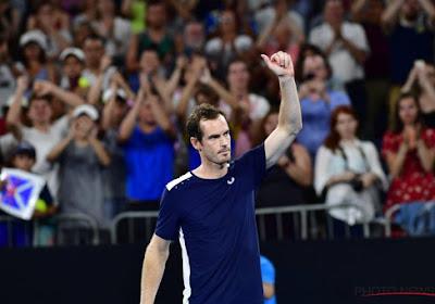 Dan toch nog een comeback voor ex-nummer één Andy Murray