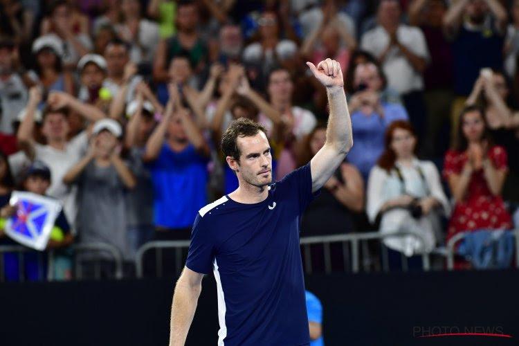 Andy Murray leeft weer op hoop en schetst zijn kansen op Wimbledon-deelname