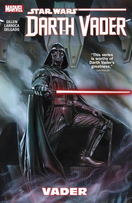 Star Wars: Darth Vader (2015) - complete