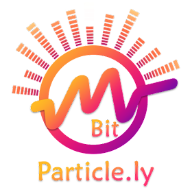 MBit Particle.ly : Music Video Status Maker
