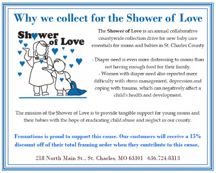 Shower of Love
