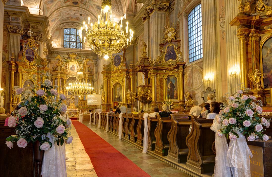 Nhà thờ Thánh Anne – thủ đô Warsaw, Ba lan